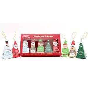 ENGLISH TEA SHOP CHRISTMAS TREE COLLECTION