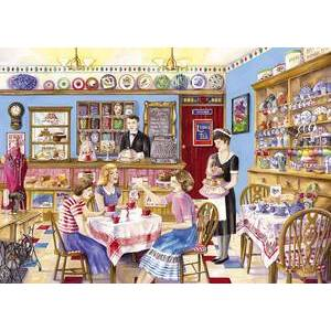 GIBSONS AFTERNOON TEA PUZZLE 1000 PCS