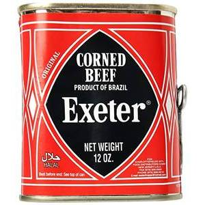 EXETER MANZO IN SCATOLA 340G