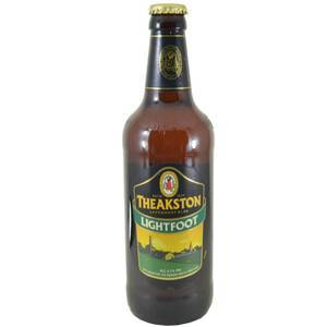 THEAKSTON LIGHT FOOT BLONDE ALE 500ML