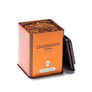 DAMMANN FRERES LOOSE TEA ROOIBOS CARAMEL 100G