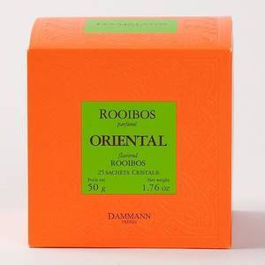 DAMMANN FRERES ROOIBOS ORIENTAL TEA 25S