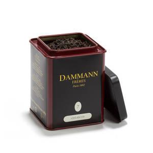 DAMMANN FRERES LOOSE CEYLAN TEA 100G