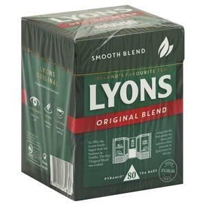 LYONS TEA 80S