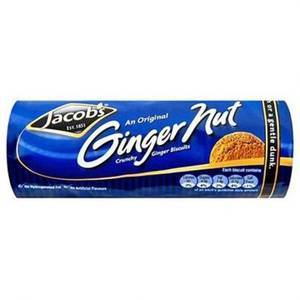 JACOB'S GINGER NUTS 200G