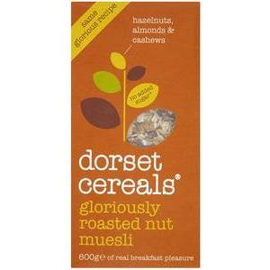DORSET GLORIOUSLY NUTTY MUESLI 500G