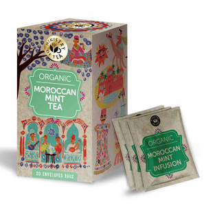 MINISTRY OF TEA MOROCCAN MINT 20S
