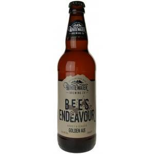 WHITEWATER BREWERY BEES ENDEAVOUR 500ML best by 31/07/2021