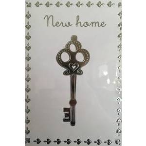 GREETING CARD - NEW HOME KEY