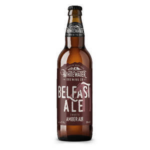 WHITEWATER BELFAST ALE 500ML