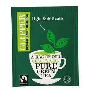 CLIPPER FAIRTRADE PURE GREEN 25S