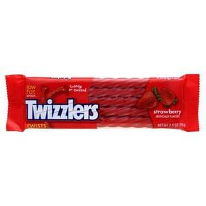 TWIZZLERS  STRAWBERRY 70G