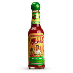 CHOLULA LIMON HOT SAUCE 150ML