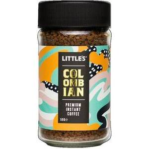 LITTLE'S INSTANT COFFEE COLOMBIAN 50G
