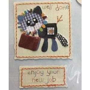 GREETING CARD - ENJOY YOUR NEW JOB