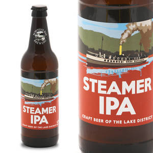 BOWNESS BAY STEAMER IPA 50CL
