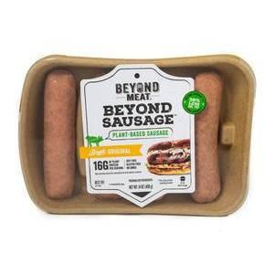 BEYOND MEAT SAUSAGES 2PCS 100G