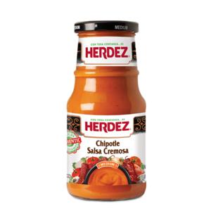 HERDEZ CREAMY CHIPOTLE SAUCE 454G