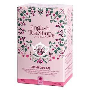 ENGLISH TEA SHOP COMFORT ME HERBAL TEA 20S