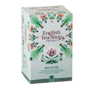 ENGLISH TEA SHOP REVIVE ME HERBAL TEA 20S