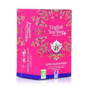 ENGLISH TEA SHOP SUPER BERRIES HERBAL TEA 20S