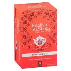 ENGLISH TEA SHOP APPLE, ROSEHIP AND CINNAMON HERBAL TEA 20S