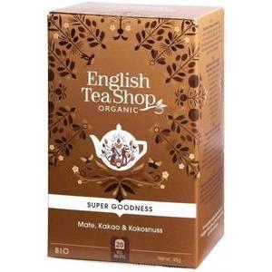 ENGLISH TEA SHOP MATE, COCOA AND COCONUT 20S
