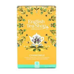ENGLISH TEA SHOP CHAMOMILE TEA 20S