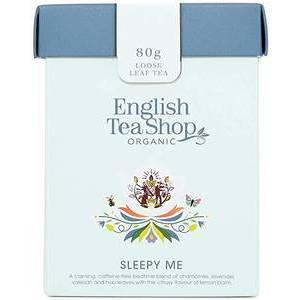 ENGLISH TEA SHOP SLEEPY ME HERBAL TEA LOOSE LEAF 80G