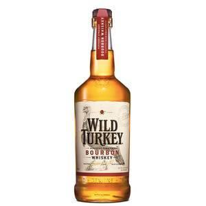WILD TURKEY BOURBON 1L