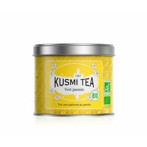 KUSMI GREEN TEA WITH JASMINE LOOSE 90G