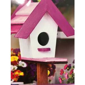 GREETING CARD - NEW HOME (BIRDHOUSE)