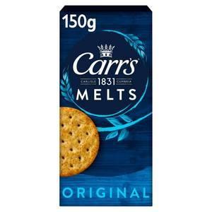 CARR'S MELTS ORIGINAL 150G