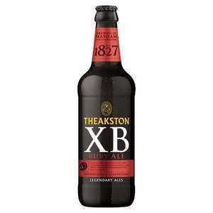 THEAKSTON XB RUBY ALE 50CL (copia) best by 30/09/2021