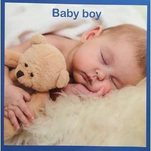 GREETING CARD - BABY BOY