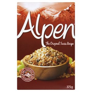 ALPEN ORIGINAL MUESLI 375G