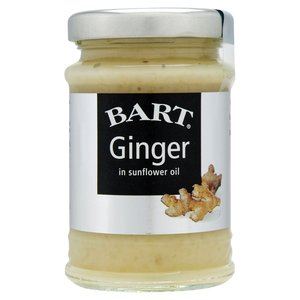 BART GINGER IN SUNFLOWER OIL 95G best by 05/2019