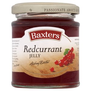 BAXTER'S RED CURRANT JELLY 210G