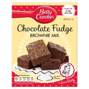BETTY CROCKER PREPARATO PER BROWNIE AL CIOCCOLATO 415G