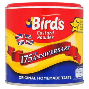 BIRD'S CUSTARD CREM A INGLESE IN POLVERE 300G