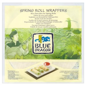 BLUE DRAGON RICE FLOUR PANCAKES 134G (12 PCS)