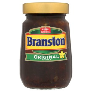 BRANSTON PICKLE CONDIMENTO INGLESE 360G