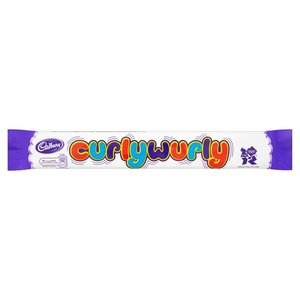 CADBURY CURLY WURLY 28G