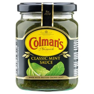 COLMAN'S MINT SAUCE 165ML