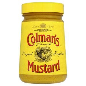 COLMAN' S ENGLISH MUSTARD 170G