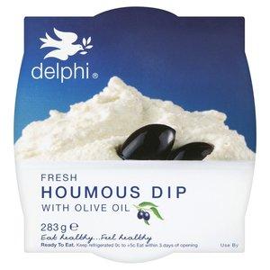DELPHI FRESH HOUMOUS DIP 283G
