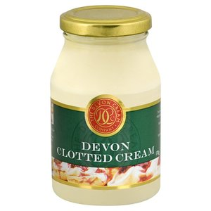 DEVON CLOTTED CREAM PANNA RAPPRESA VASETTO 170G