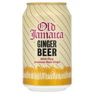 D AND G OLD JAMAICAN GINGER BEER 330ML