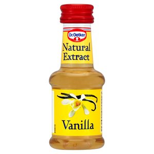 DR. OETKER NATURAL VANILLA EXTRACT 38ML best by 09/2017