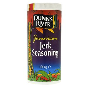 DUNNS RIVER JAMAICAN JERK SEASON 100G